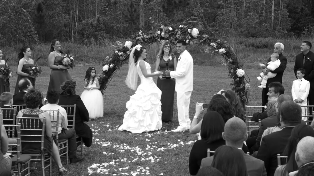 Wedding Videographer for outdoor weddings in Portland Maine, AYS Video