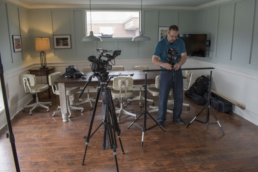 TV Commercial Videography in Portland Maine by AYS Video Production.